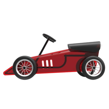 Discovolante Ride-on Vehicle by Kartell in Red