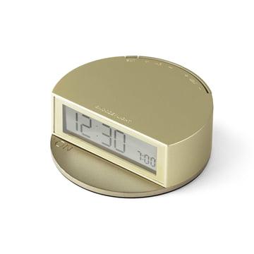 Fine Clock by Lexon in Gold