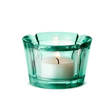 Rosendahl - Grand Cru tealight holder, aquamarine