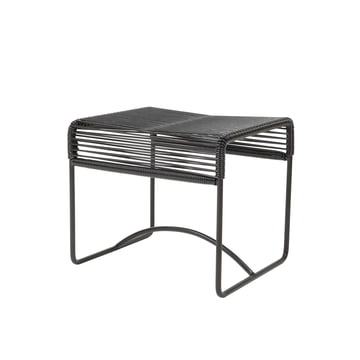 Acapulco stool by Acapulco design in black