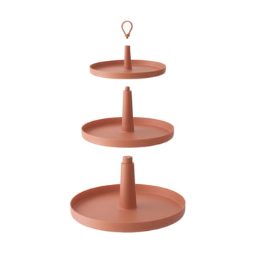 Tiers Cake Stand from Ommo in Paprika
