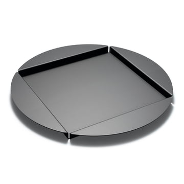 The Auerberg - Aluminium Tray in Black