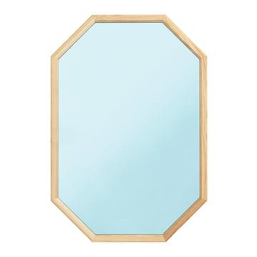 Normann Copenhagen - Lust Mirror 80 x 55 cm, blue