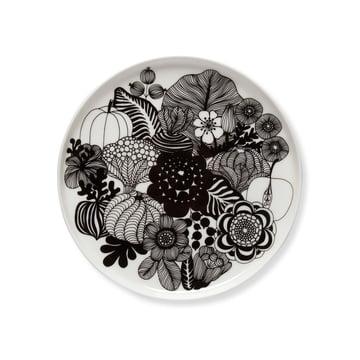 The Marimekko - Oiva Siirtolapuutarha Plate, Ø 20 cm