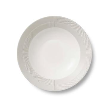 Duet Soup Plate Ø 23 cm by Rosendahl in Grey