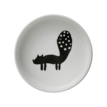ferm Living - Porcelain Bowl Landscape, grey
