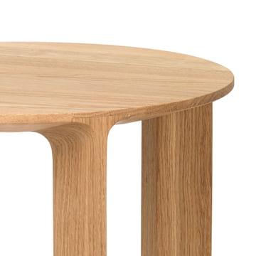 Hans Stool & Side Table by Schönbuch