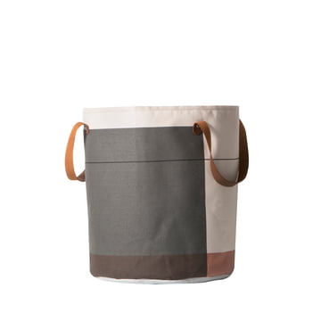 ferm Living - Colour Block Basket medium