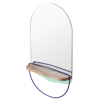 Modest Wall Mirror by Hartô