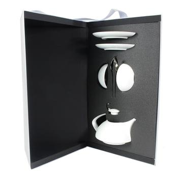 "White Rosenthal - TAC tea set ""tea for two"" (7 PCs.), white"