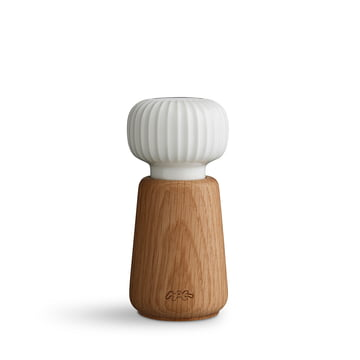 Kähler Design - Hammershøi salt and pepper grinders, small, white