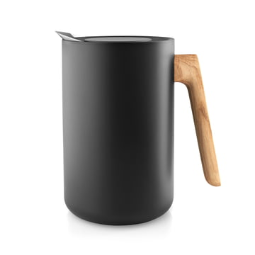 Eva Solo - Nordic Kitchen Thermal Jug, oak / black