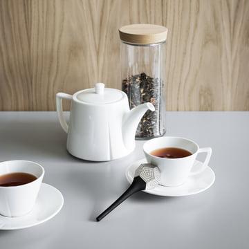 Tea Strainer Penta with Grand Cru Series by Rosendahl