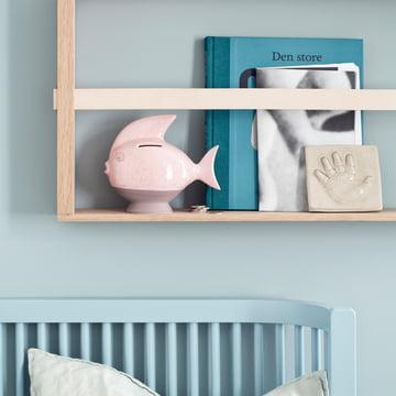 Kähler Design - Fish Money Box