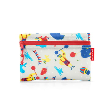 The reisenthel - mini maxi dufflebag S kids, circus separate inner pouch