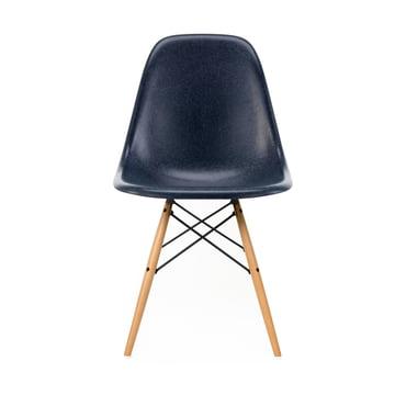 Vitra Eames Fiberglass Side Chair Dsw, Eames Side Chair Fiberglass