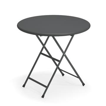 Klapptisch 80.Emu Arc En Ciel Folding Table Round Connox