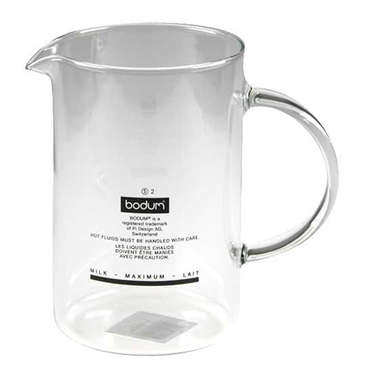 01 1966 10 302 original Bodum French Press Replacement Glass  Cup