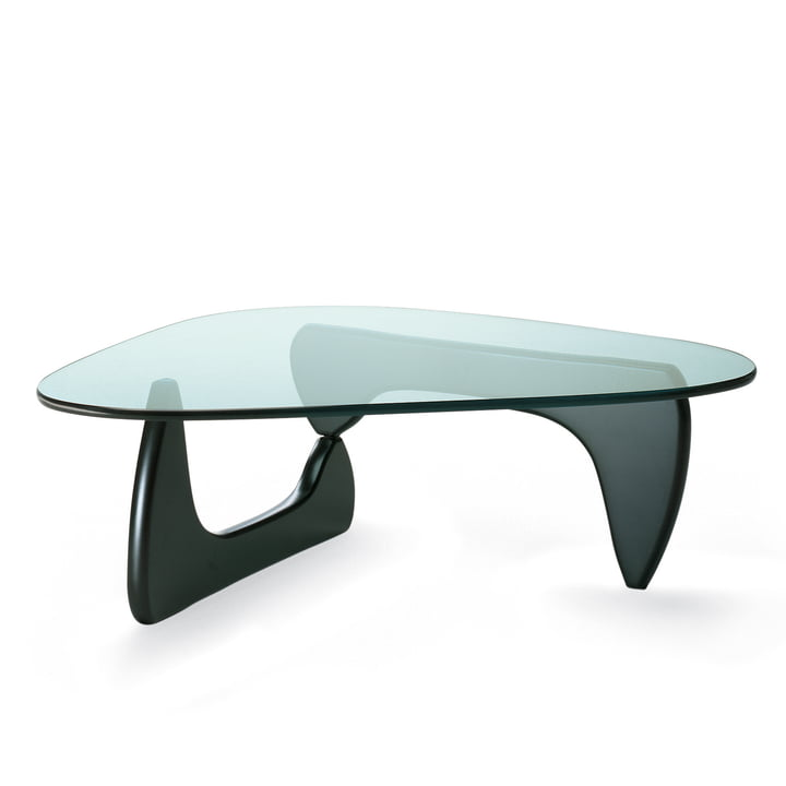 Vitra - Coffee Table in black ash