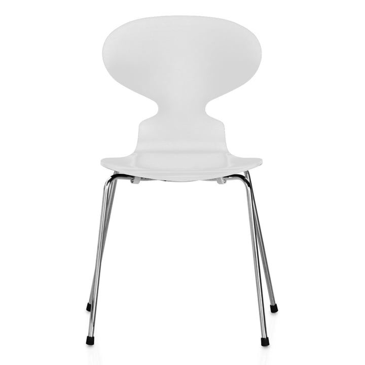 Fritz Hansen - The Ant Chair, white
