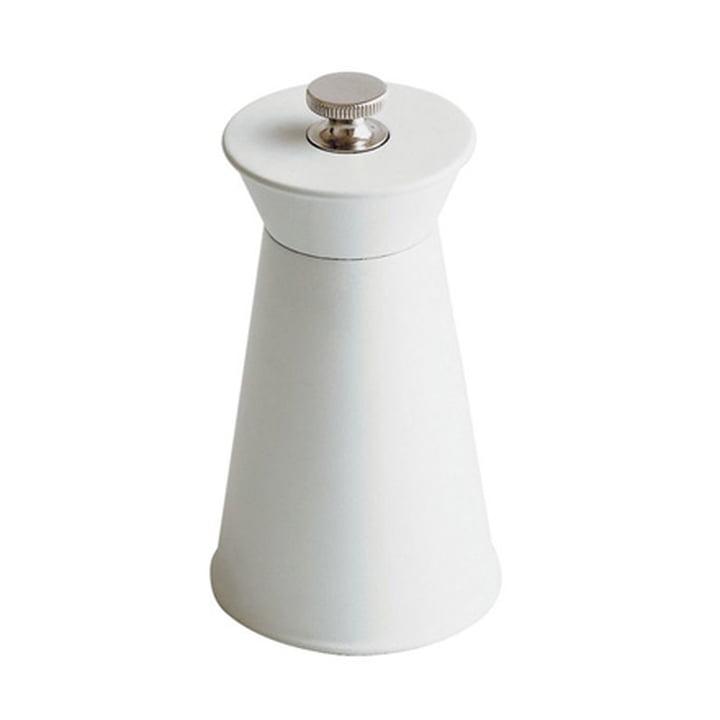 Pépé le Moko Salt grinder, white