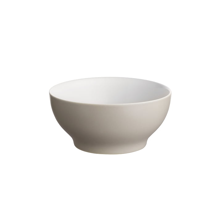 Alessi - Tonale Small Bowl, light grey, Ø 15 cm