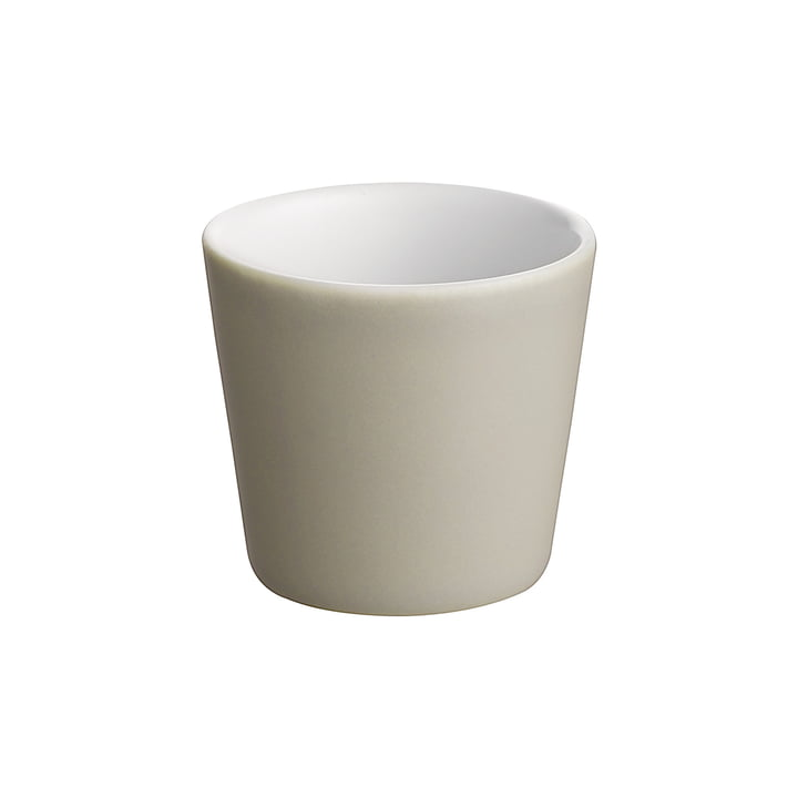 Alessi - Tonale Small Cup, light grey, Ø 6 cm