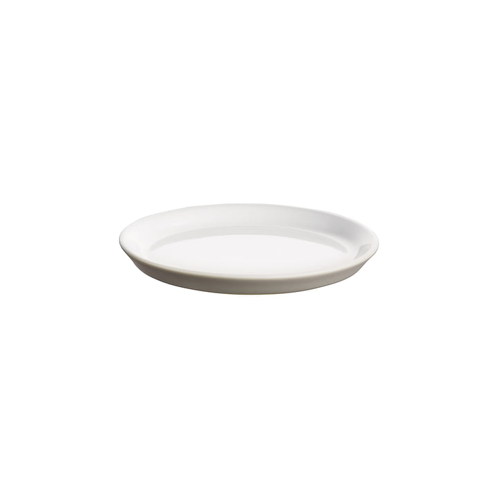 Alessi - Tonale Small Saucer, light grey, Ø 6 cm