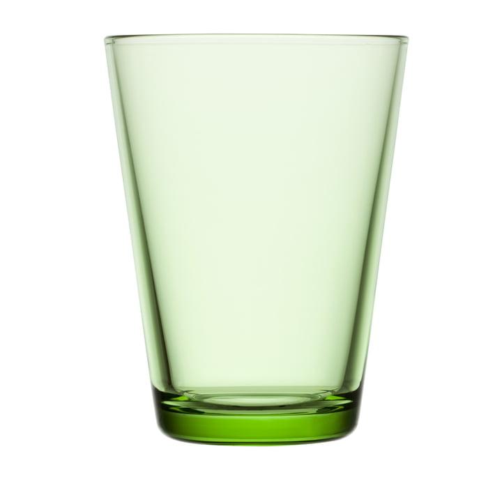 Kartio Long glass, apple green
