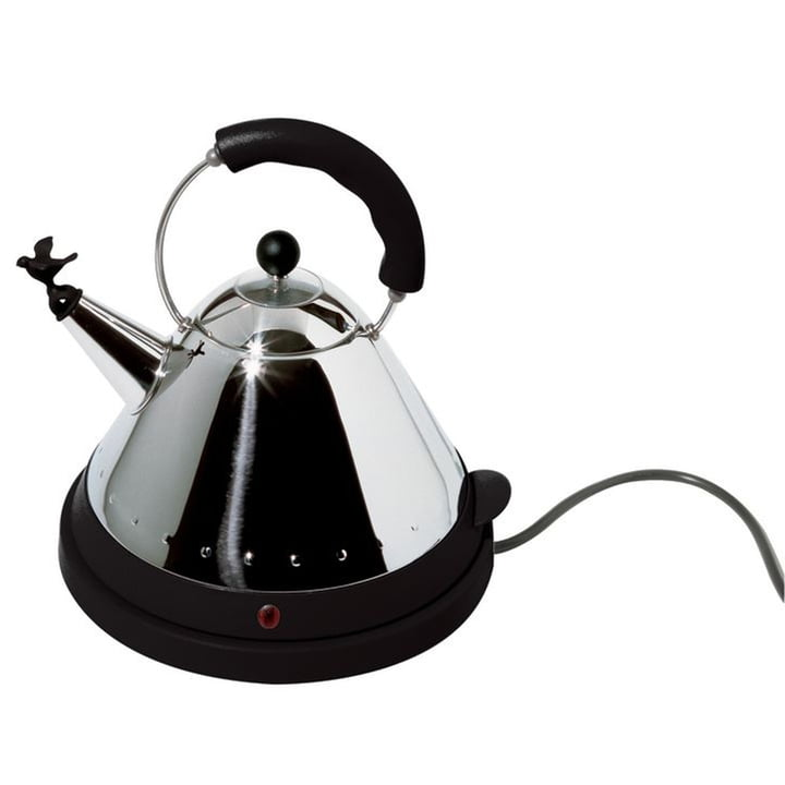 Alessi MG32 B - electric kettle