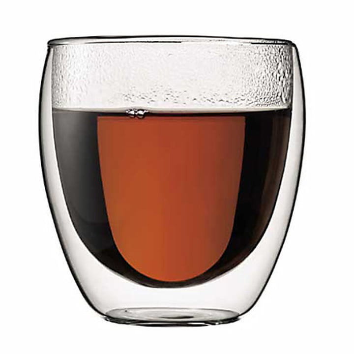 Bodum Pavina, double-walled drinking glass 2.7 dl