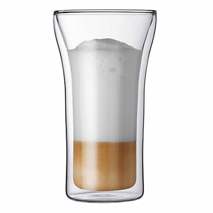 Bodum Assam, double-walled glass 4.0 dl