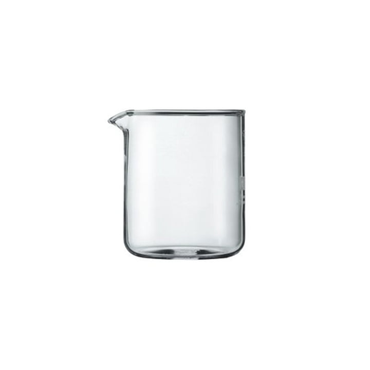 Bodum SPARE GLASS - Replacement glass for coffee maker 4 cups
