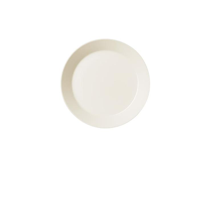 Teema Flat Plate Ø 21 cm by Iittala in White
