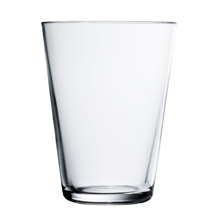 Iittala - Drinking Kartio glass 40 cl, clear