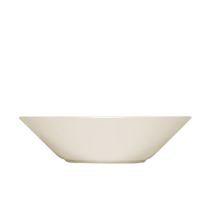 Teema Bowl / Deep Plate Ø 21 cm by Iittala in White