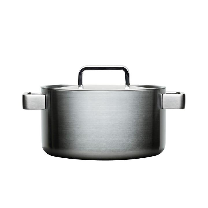 Iittala - Tools pot with lid, 22 cm, 4 l