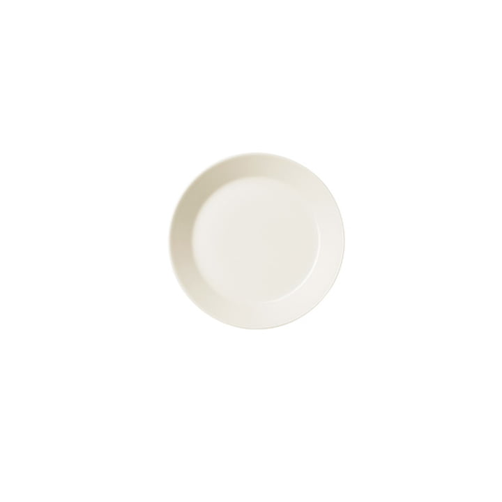 Teema Flat Plate Ø 17cm by Iittala in White