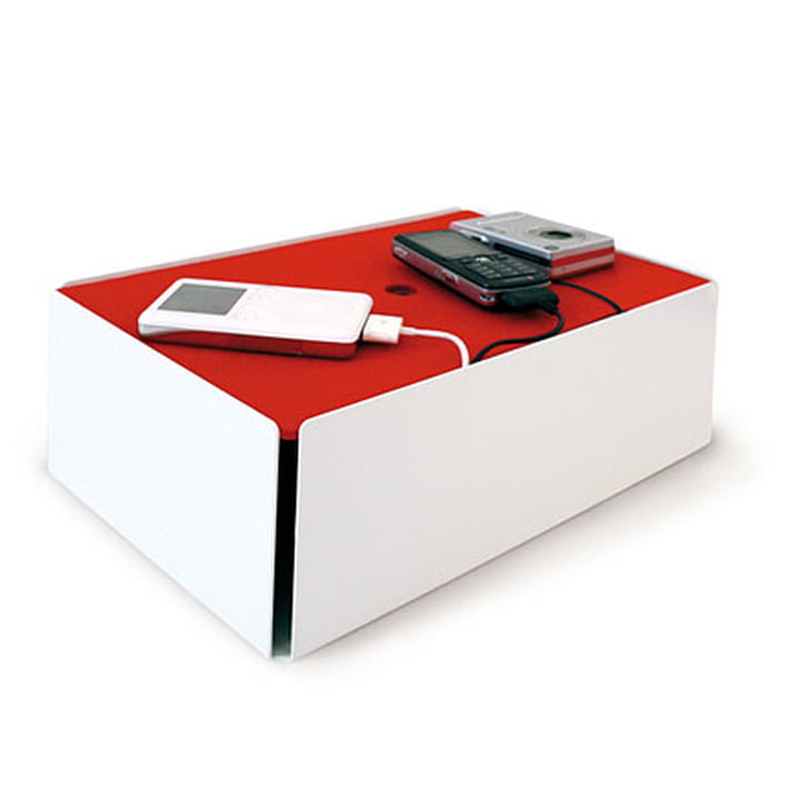 Charge-Box - red