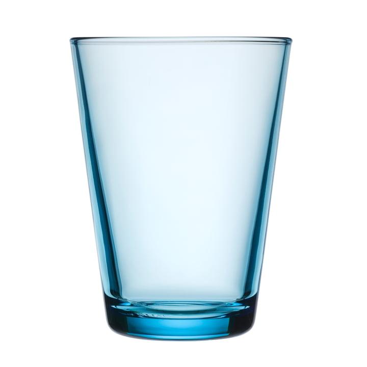 Kartio Long glass, light blue
