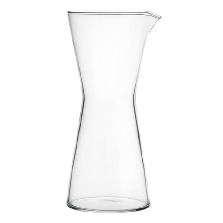 Kartio Carafe from Iittala in clear
