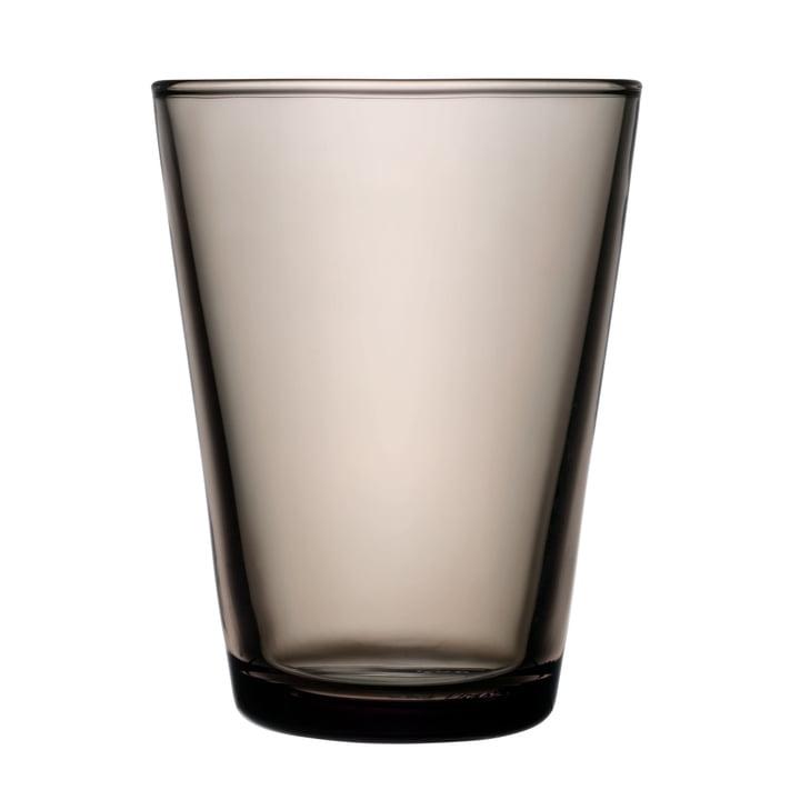 Kartio Long glass, sand