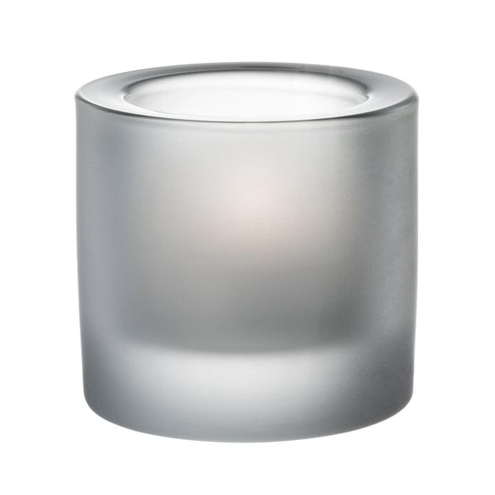 iittala - Kivi tea light holders, sand-blasted