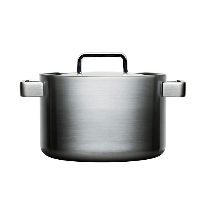 Iittala - Tools pot with lid, 22 cm, 5 l