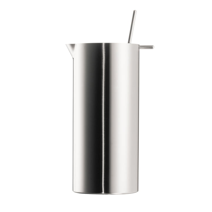 The bar mixer with strainer and bar spoon from Stelton