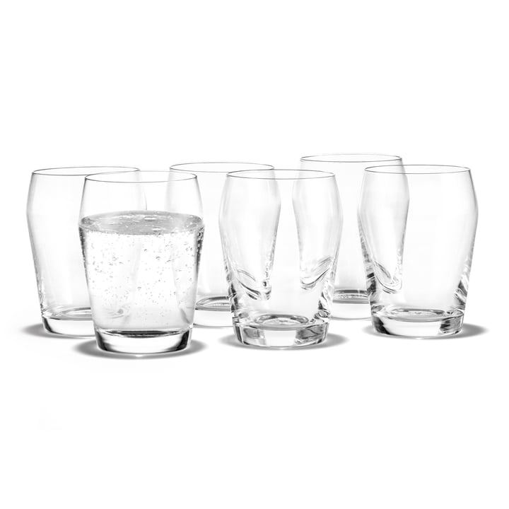 Perfection water glass, 150 mL