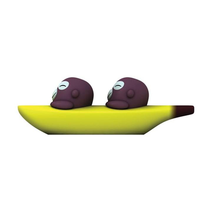Banana Bros - salt and pepper cruet