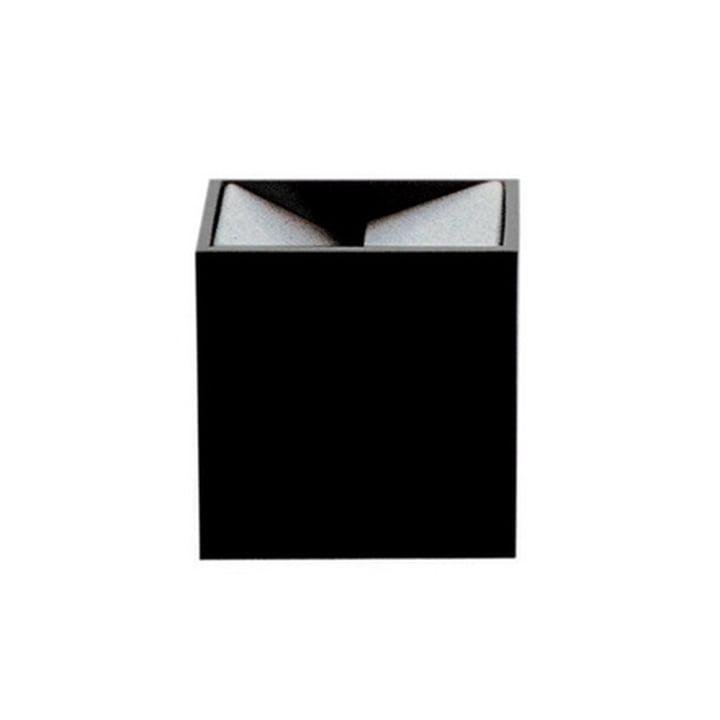 Danese Cubo - small, black