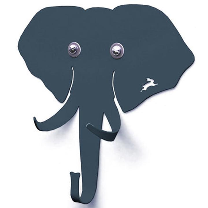 Haseform Animal Wardrobe Elephant anthracite