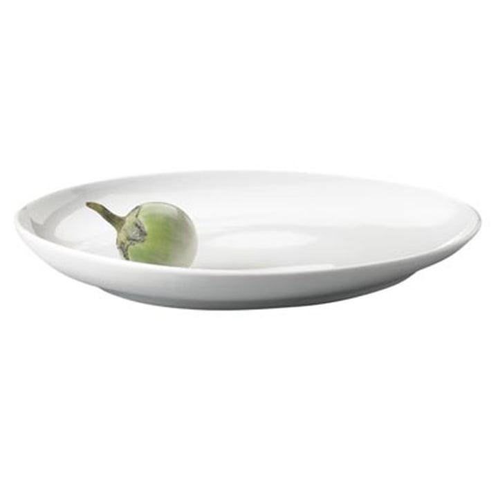 Five Senses - Eating plate, 27cm, white
